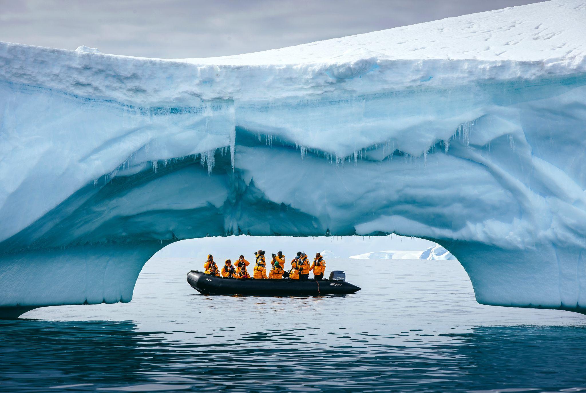 Antártida desde 8380€
